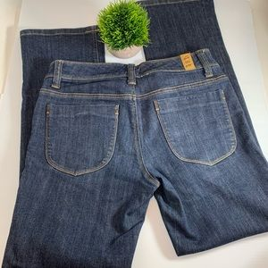 Classic Tommy Hilfiger Casual Bootcut Jeans